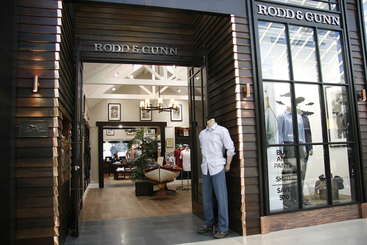 Rodd Gunn Chadstone store Melbourne 04 R&G Chadstone store by Pennant & Triumph, Melbourne