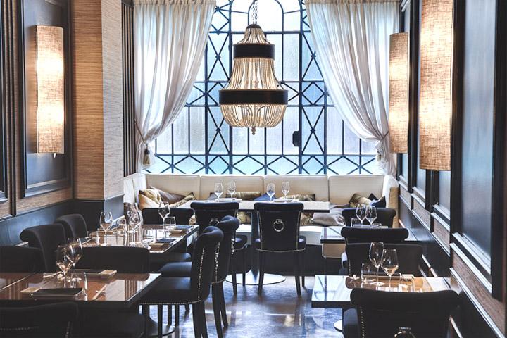 Shiki Restaurant By Progetto Bianco Milan