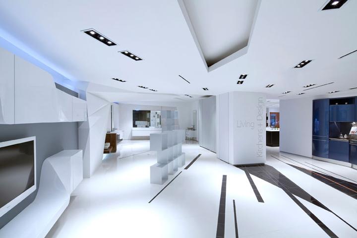 187 Snaidero Usa Showroom By Giorgio Borruso Design New York