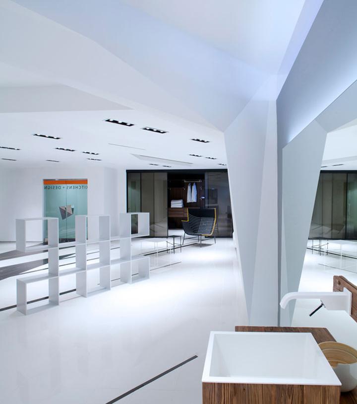 Exklusive kuchen design snaidero studio for Kuchen design studio hallstadt