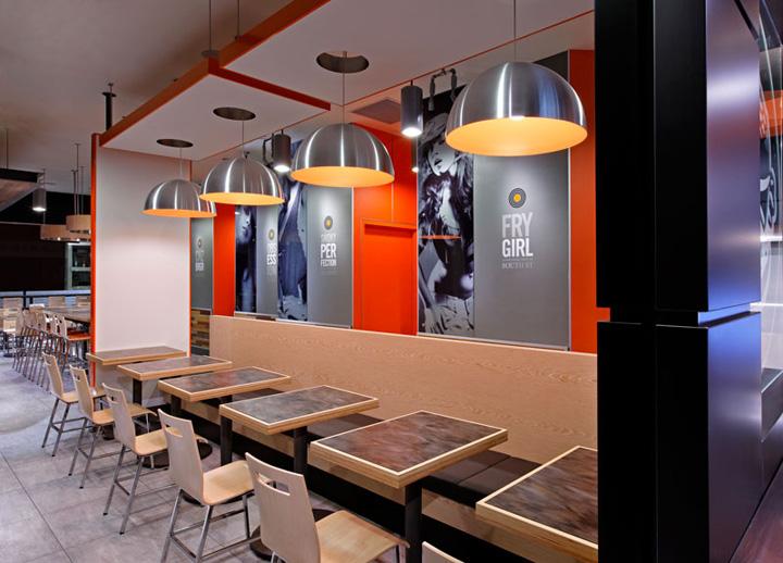 South st burger co by jump branding design inc