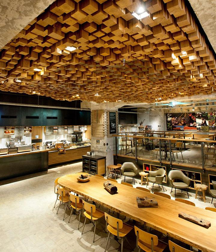 Starbucks concept store Amsterdam 05 Starbucks concept store, Amsterdam