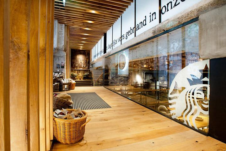 Starbucks concept store Amsterdam 08 Starbucks concept store, Amsterdam