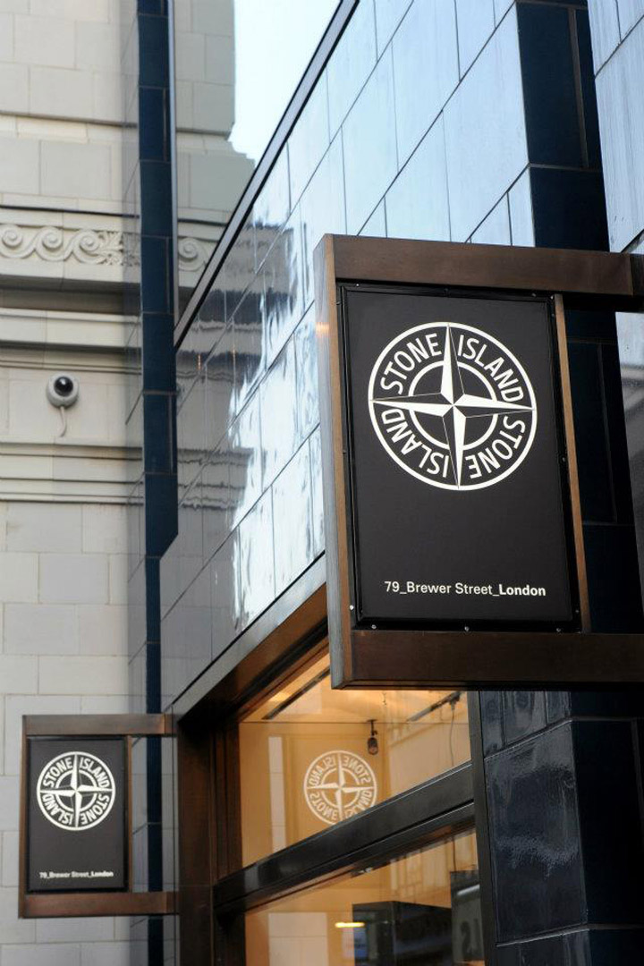 Stone Island Flagship Store London Retail Design Blog