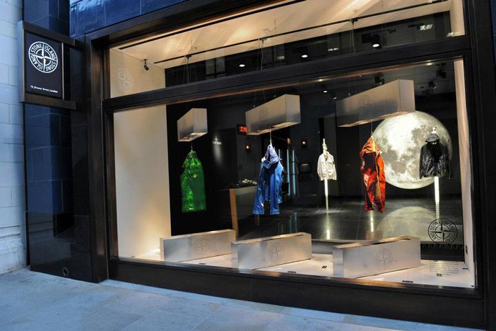 187 Stone Island Flagship Store London