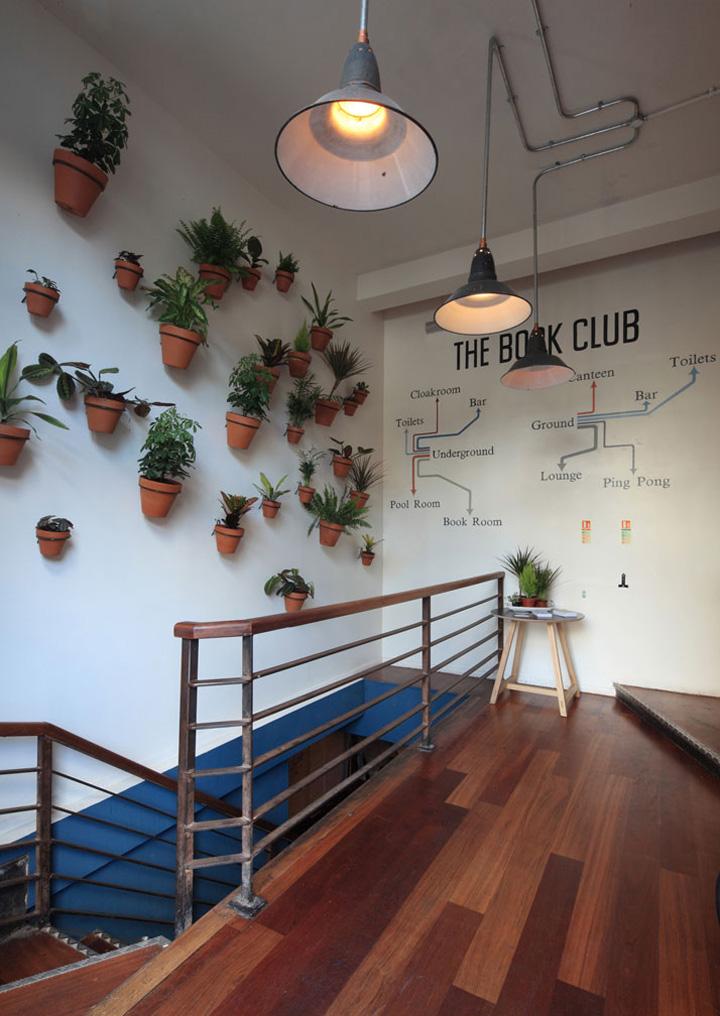 the book club by shai akram london. Black Bedroom Furniture Sets. Home Design Ideas