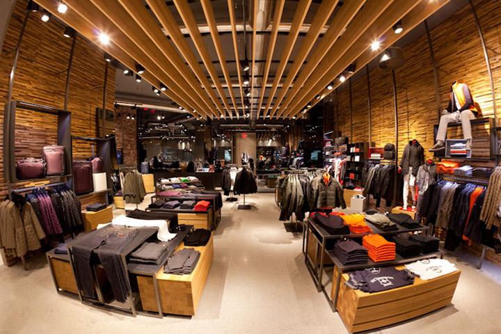 187 Victorinox Store By Blocher Blocher Partners Boston