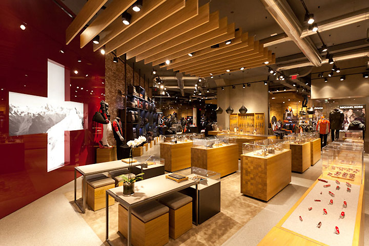 187 Victorinox Store By Blocher Blocher Partners Boston