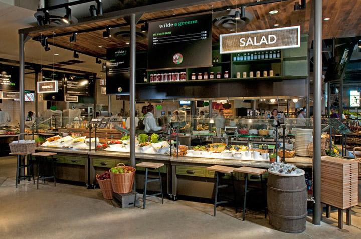 Small Retail Food Stores Illinois