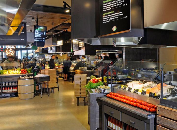 Wilde Amp Greene Restaurant Amp Natural Market By Gh A Design