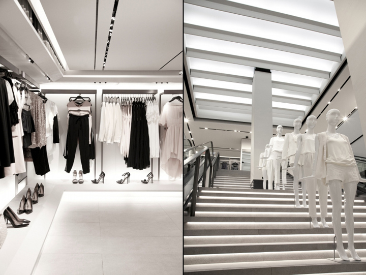 Zara Fifth Ave Store By Elsa Urquijo Architects New York Retail