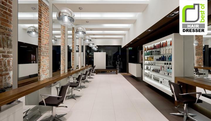187 Hairdresser Aguavida Hair Amp Beauty By Pedra Silva Arquitectos Brighton