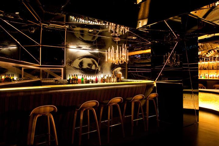 Alegra restaurant lounge and bar by mr important dubai for Design bartheke