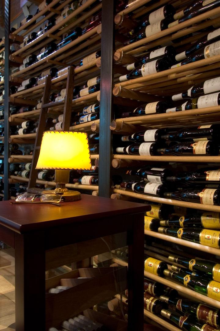 Alkalai shop and wine bar by shahar katsav tel aviv for Hotel design jerusalem