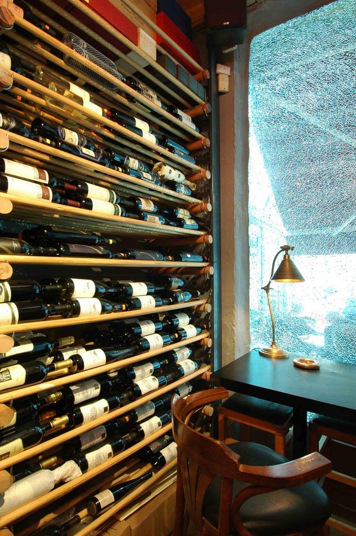 Alkalai Shop And Wine Bar By Shahar Katsav Tel Aviv