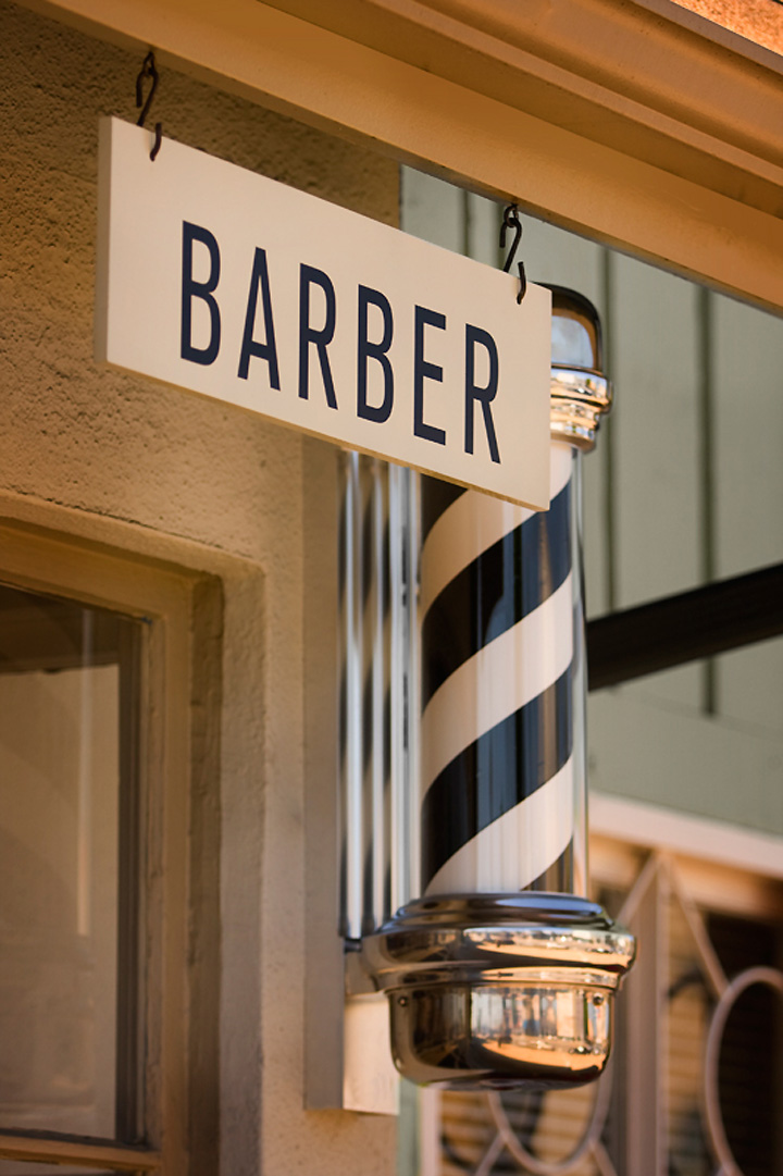 Hairdresser Baxter Finley Barber Amp Shop Los Angeles