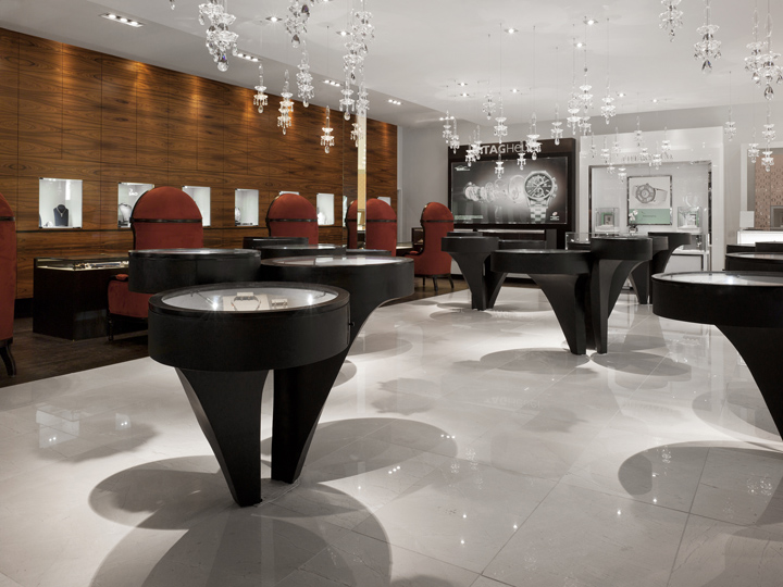 Jewelry Store Retail Design Blog
