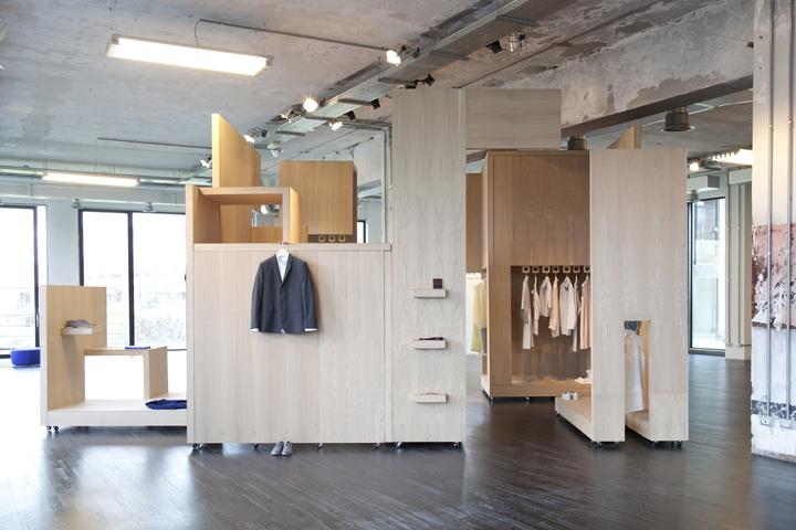 COS Pop up shop Milan02 COS Pop up shop for Salone del Mobile, Milan