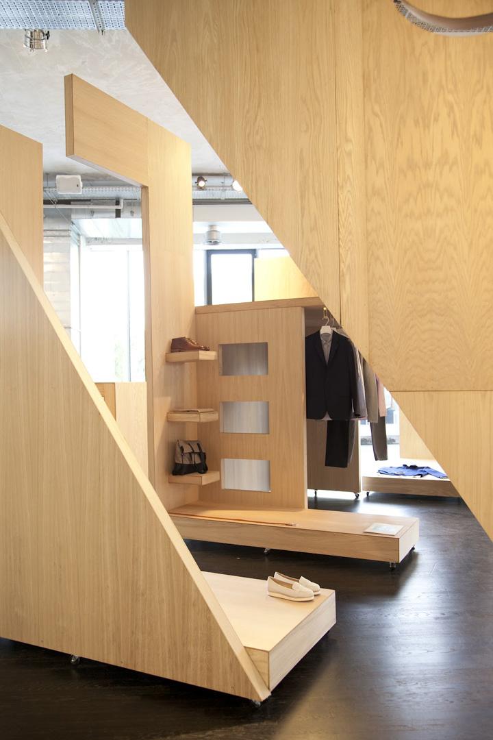 187 Cos Pop Up Shop For Salone Del Mobile Milan