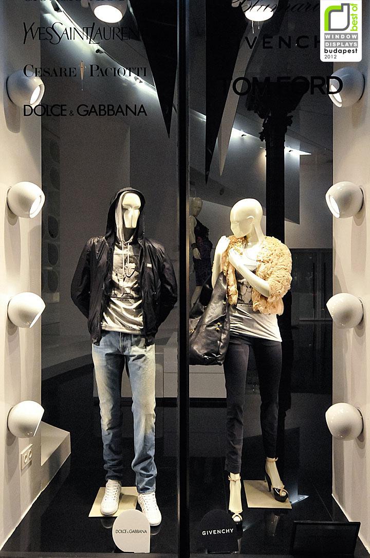 187 Capsula Window Displays Budapest