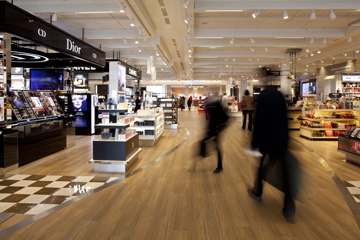 Charles de gaulle duty free prices