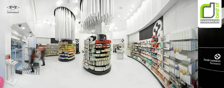 PHARMACYS! Conde Lumiares pharmacy by MOBIL M, Alicante – Spain ...