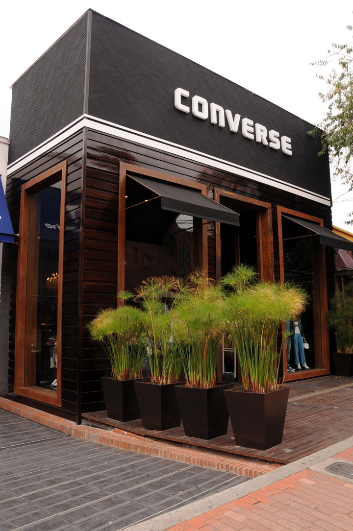 Converse Flagship Store By Sighinolfi Group Bogota