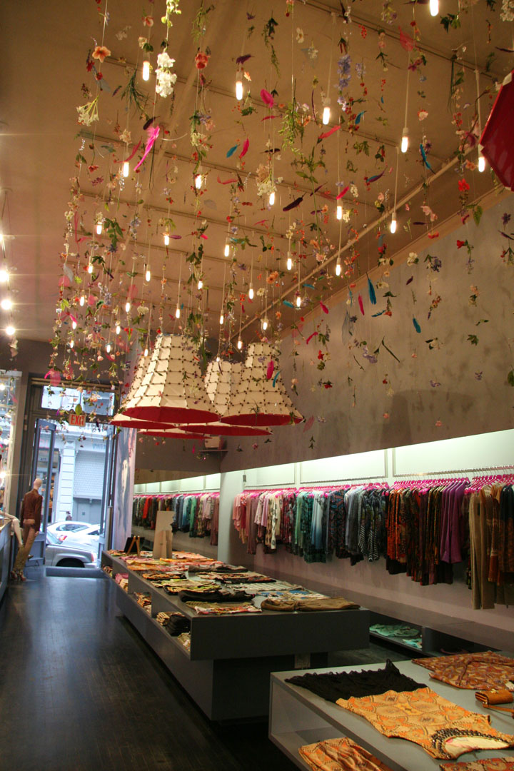 Custo Barcelona Flagship Store By Francesca Signori New