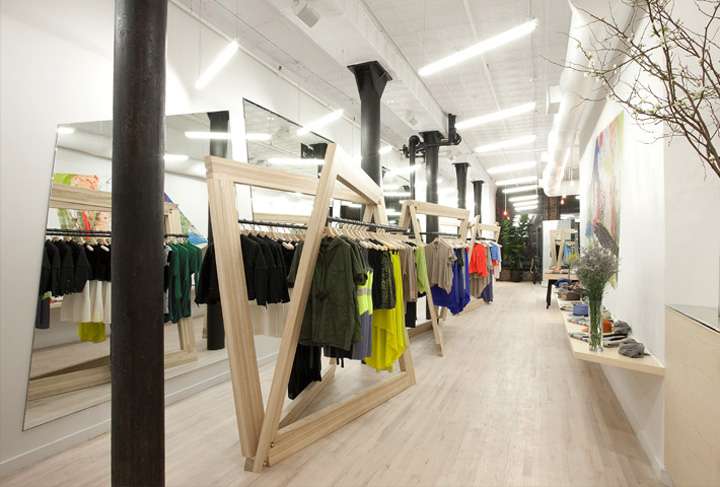 Designer Clothing Stores In New York Dror developed the store s