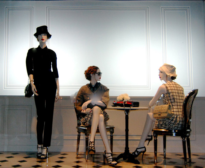 187 Dior Window Displays 2012 Paris