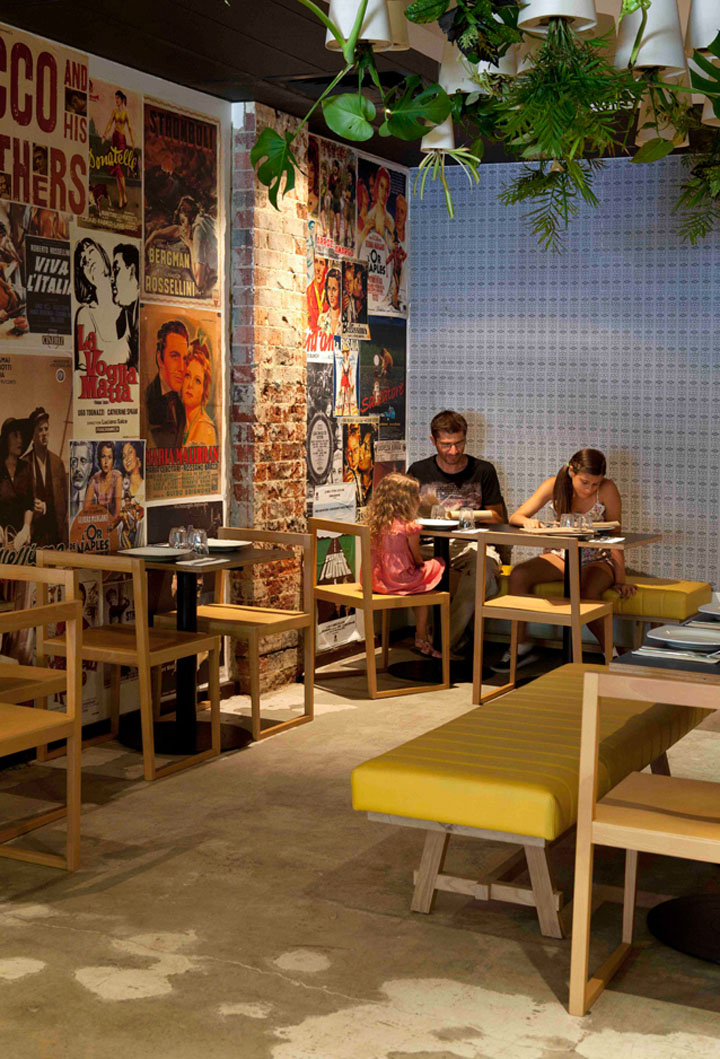Dough Pizzeria By S M Mobilia Perth Retail Design Blog