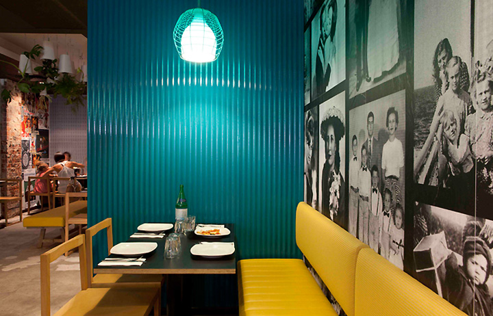 Dough pizzeria by s m mobilia perth retail design blog for Mobilia italia