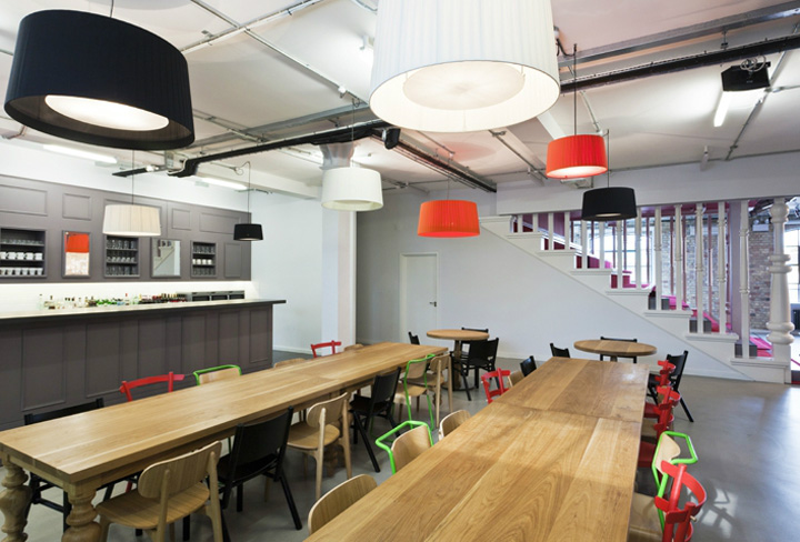 Forward office by jump studios london retail design blog for Retail design companies london