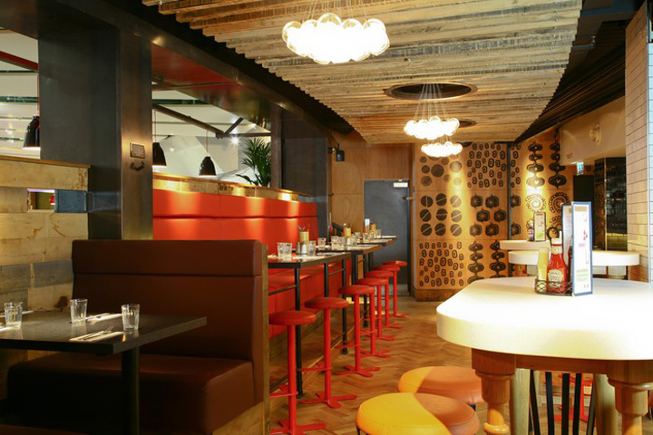 giraffe bar grill by harrison sheffield