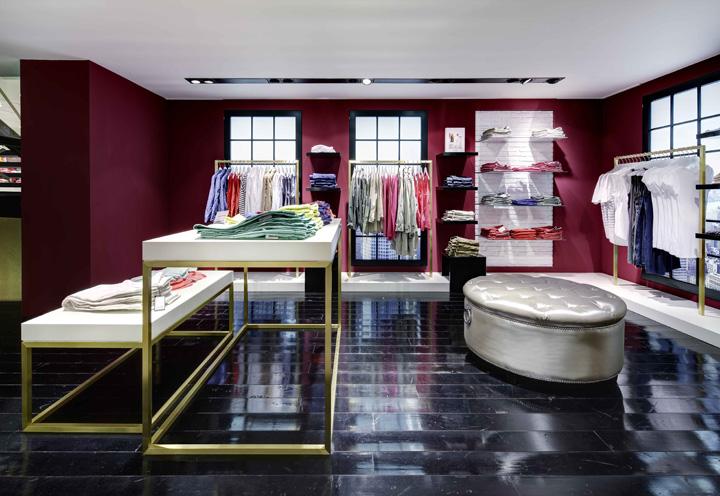 Hochstetter store by heikaus trier germany retail for Designhotel trier