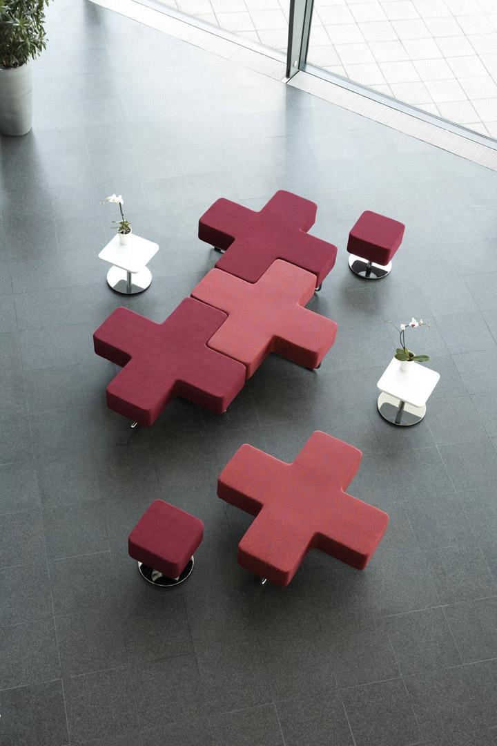 Jaks Seating By Allermuir 187 Retail Design Blog