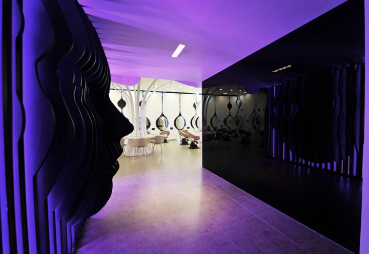 187 Hairdresser Jenny House Beauty Salon By Dicesare Design