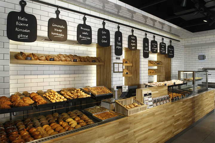 cool bakery ideas