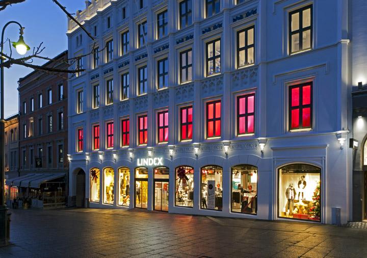 Lindex store by Dalziel and Pow Oslo 05 Lindex store by Dalziel and Pow, Oslo