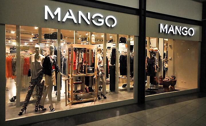 Mango window displays Budapest 04 Mango window displays, Budapest