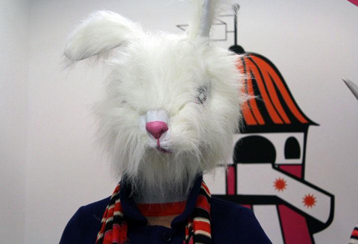 Marc Jacobs Easter display at Selfridges London