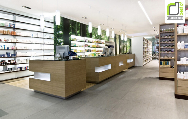 Maria Schutz pharmacy by steininger.designers, Bad Leonfelden