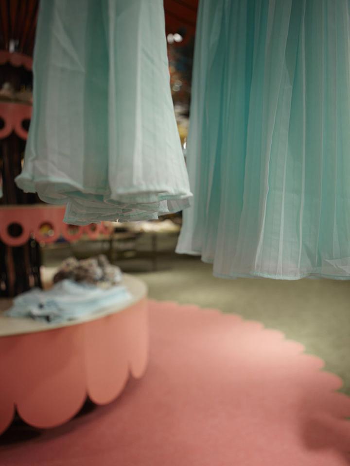 Monki Store By Electric Dreams London 187 Retail Design Blog