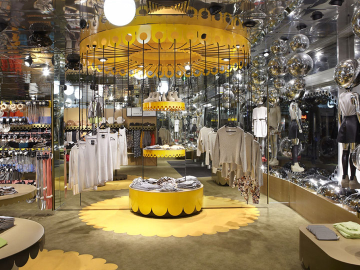 Monki is a fashion brand with a world of its own, noted for its street-style-meets-Scandi-chic design and its imaginative store concepts.