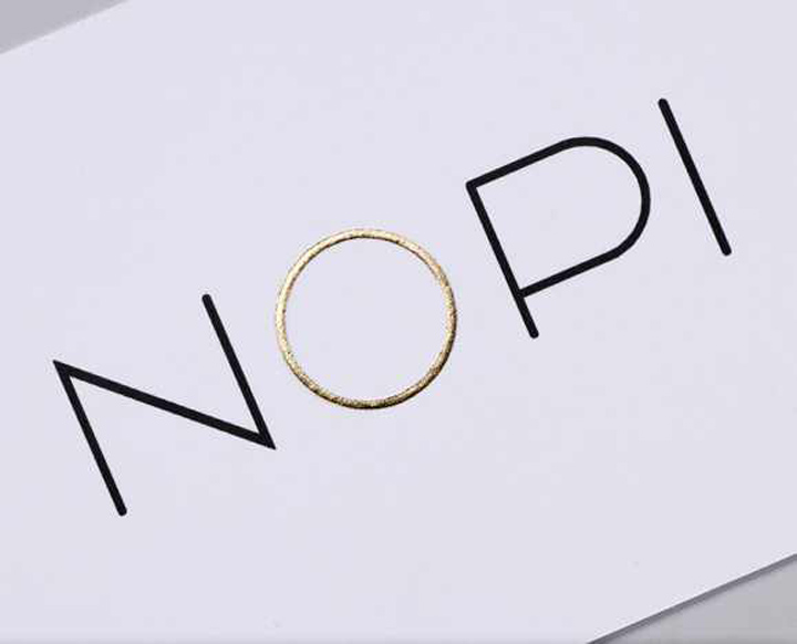 NOPI branding by Here Design NOPI branding by Here Design