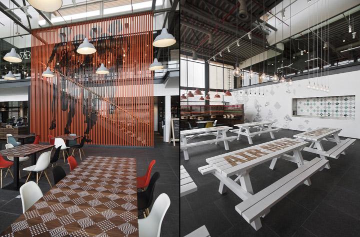187 Nike Canteen By Uxus Hilversum Netherlands