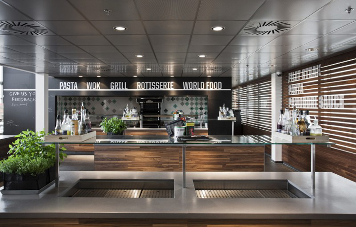 Nike Canteen By UXUS Hilversum Netherlands Retail