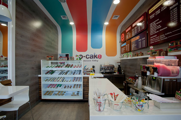 O CAKE American Bakery By Plasma Medelln Colombia