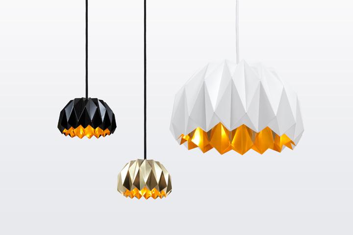 Nettrendy Light Fixtures : Ori Light fixture by Lukas Dahlén » Retail Design Blog