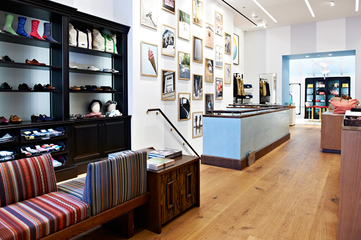 Paul Smith Store Amsterdam